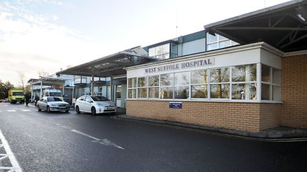 West Suffolk Hospital received almost £750k from provate patients in the last two years