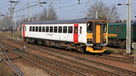 Greater Anglia nominated for award
