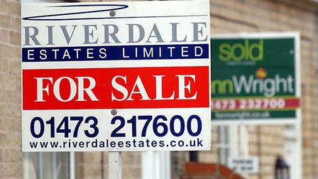 House prices are still rising in East Anglia.