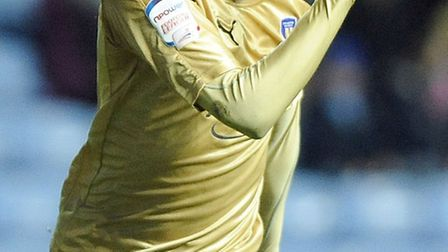 Gavin Massey is one of several Colchester United players currently on the injured list