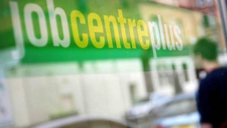 Claimant county unemployment has seen its biggest two-month fall since 1997, official figures reveal