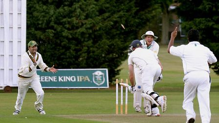 Bury St Edmunds host Burwell in the crucial Gibbs Denley East Anglian Premier Division fixture at th