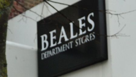 Sales a department stores chain Beales fell again over the summer.