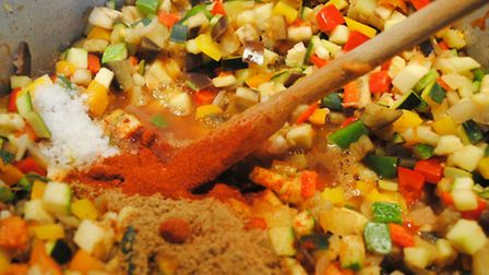 This chutney is delicious with all cold meats, cheese and salads and will keep perfectly ready for C