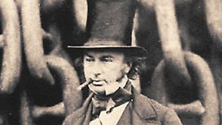 Isambard Kingdom Brunel: a wise man who would have brooked no nonsense about Ctrl+Alt+Del