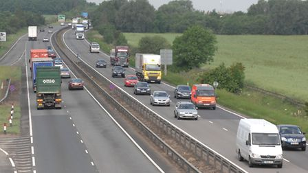 Mid Suffolk District Council is against proposals to toll the A14