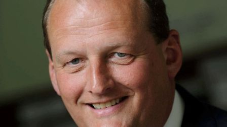 Chris Parkhouse, who is standing down as East of England chairman of the Institute of Directors at t