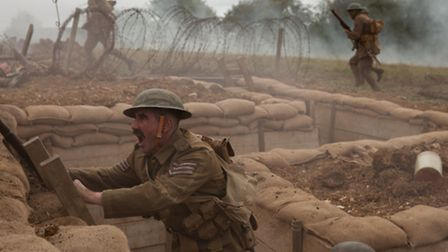 Private Peaceful, shot in and around Ipswich