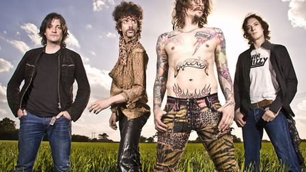 The Darkness will play in Lowestoft this December
