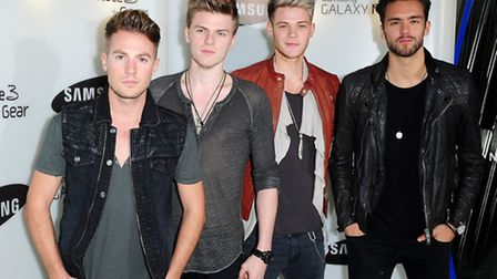 Lawson arriving for the Samsung preview party for the Note 3 and the Galaxy Gear smartwatch at the R