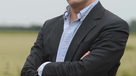 Douglas Carswell, MP for Clacton