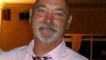 Mick Albert, 64, who died in a road crash on the A12 last month