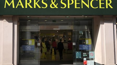 Marks & Spencer is expected to report a ninth consecutive quarter of falling clothing sales on Tuesd