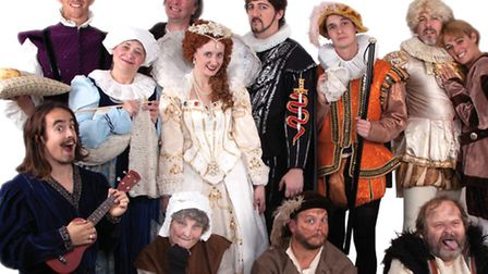 The Seagull Rep stage Blackadder II Parte The Firste around the region this year.