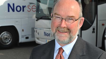 Peter Hawes, managing director, Norse Commercial Services