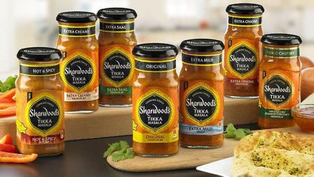 Premier Foods said today that the summer heatwave had hit sales of its Sharwood's sauces and Batchel