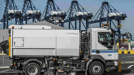 Suffolk Coastal Services has been re-awarded the waste management contract for the Port of Felixstow