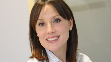 Amanda Nunn who has been appointed CBI East of England assistant director.