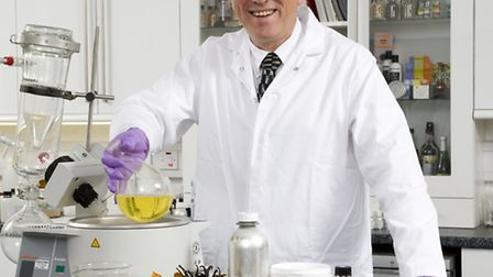 Steve Pearce, founder and chief executive of Omega Ingredients.