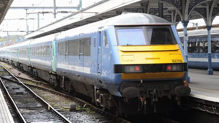 Norwich to London trains delayed, one cancelled