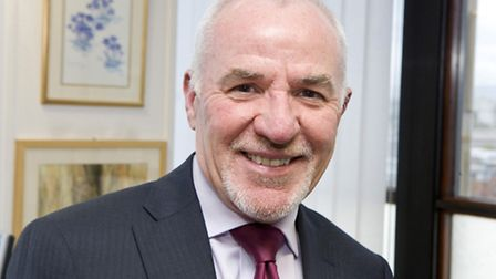 Former Co-operative Group chief executive Peter Marks