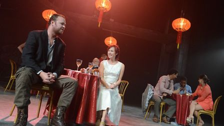 The Good Person of Sichuan by Bertholt Brecht at Colchester Mercury