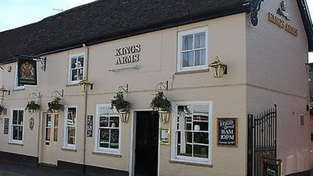 The Kings Arms, Bury St Edmunds