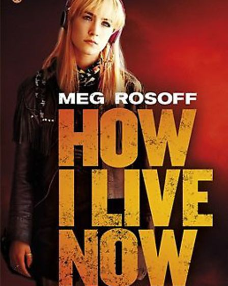 A newly-issued version of Meg Rosoff's How I Live Now