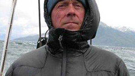 Mountaineer and adventurer Simon Yates is coming to Ipswich