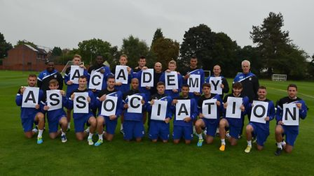 Ipswich Town's entire first team squad have all agreed to donate �10-a-month towards the academy fun