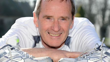 Paul Winter, chief executive of Ipswich Building Society, ran the Chicago Marathon in a time of four