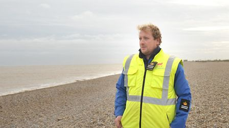 Emergency flood plans have been put into action before the tidal surge that is due to arrive on th