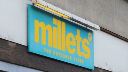 JD Sports Fashion has reported an upturn for its Millets and Blacks chains.