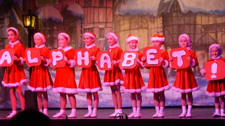 The Company of Four's Christmas show at the Riverside Theatre in Woodbridge has raised more than £80
