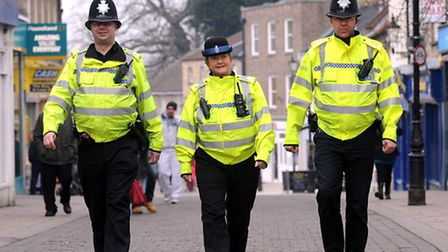 More than 100 special constables have been praised for their knowledge, confidence and commitment