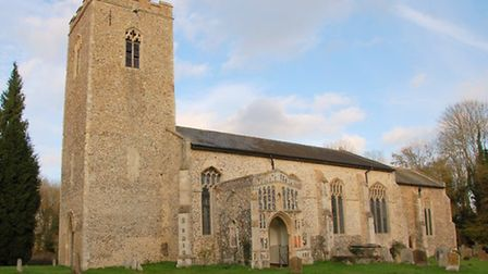 A project to restore St Lawrence Church in Brundish has received lottery backing