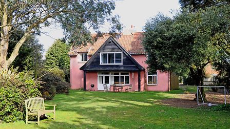 House in Walberswick found to be a holiday cottage of the late Anna Freud (daughter of Sigmund and f