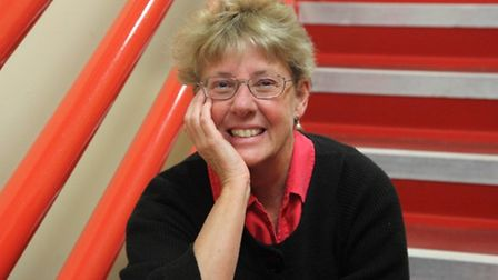 Dr Pamela Chrispin, who has been appointed chairman of the Suffolk Accident Rescue Service (SARS).