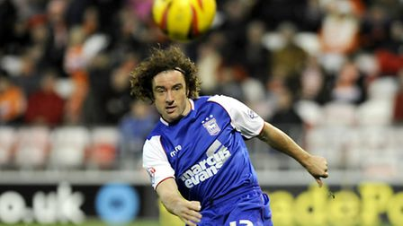 Stephen Hunt, pictured on his debut at Blackpool
