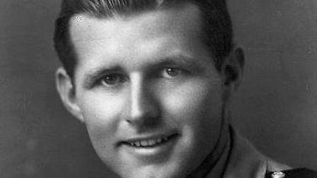 Joseph P. Kennedy, Jr - killed in the skies over Suffolk. His brother would become president of the
