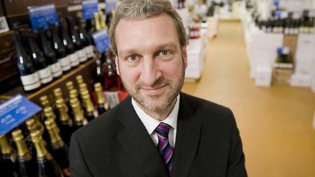 Steve Lewis, chief executive of Majestic Wine