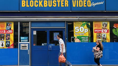 Blockbuster is to shut 72 stores in the UK after going into administration earlier this week.