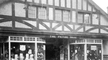 The Picture Housebefore being remodelled in the 1970s.