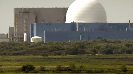 Sizewell power station