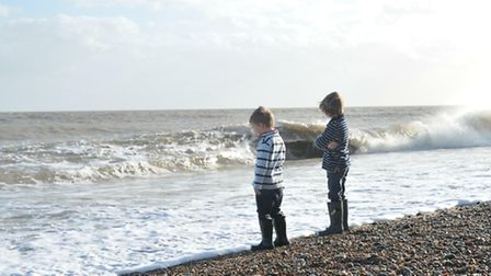 Consultation is taking place over the future management of the coast at Thorpeness.
