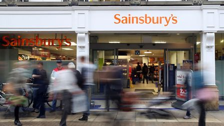 Sainsbury's has reported a 35th consecutive quarter of underlying sales growth.