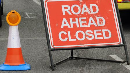 Road signs were deemd 'inadequate' - stock photo