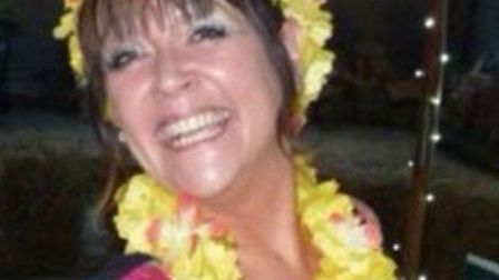 Jacky parker, whose body was found at a caravan site in Clacton