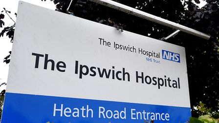 Ipswich Hospital has seen a 13.8% rise in the number of emergency patients since 2007/08, with the f