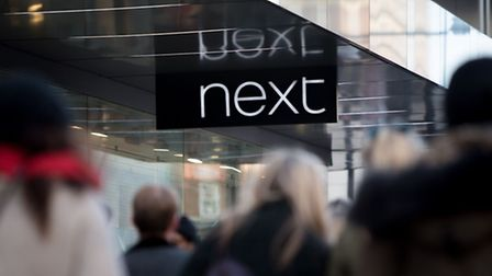 Next today lifted its profit forecast after strong trading in the key Christmas period.